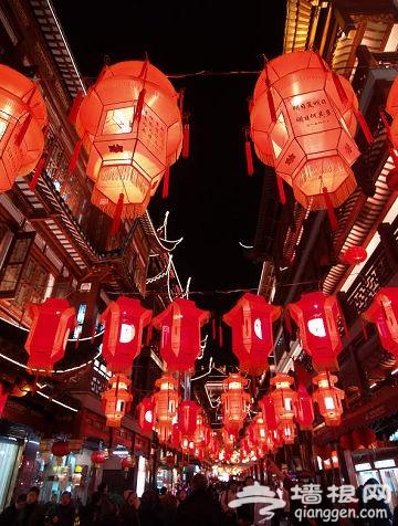 老北京的元宵节