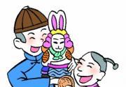 老北京月饼首先用来祭兔爷