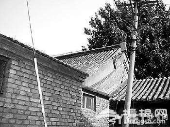 白塔寺周边胡同的前朝旧迹