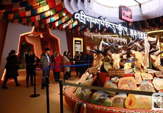 首博牦牛文化展开展10天吸引3万余人参观