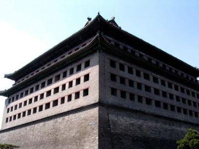 北京历史较短的现代城门