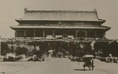北京城的皇城城门
