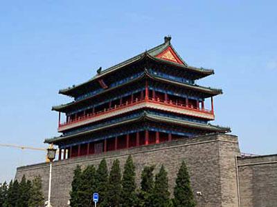 北京城的内城城门