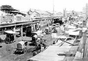1880年前后的前门大街风貌