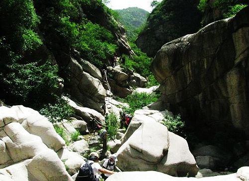 北京周边免费景点攻略:水泉沟