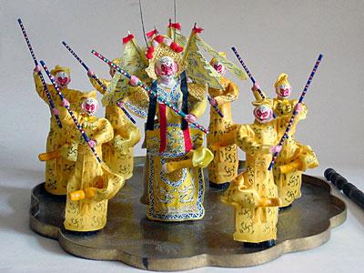 老北京民间玩具