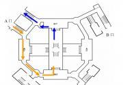 9月1日起2号线西直门站换乘方式改变