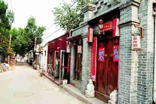 初秋找个周末重游经典北京