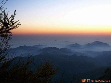 九九重阳节 北京周边十大登山好去处