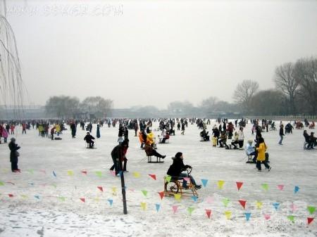 追忆与青春有关的日子 搜罗北京十大滑冰场