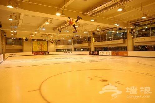 西单尚美溜冰场