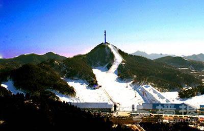 天冷心不冷 寒冬北京八大滑雪场推荐