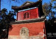 北京寺庙绝妙景点:京西大觉寺