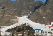 北京石京龙滑雪场 撒欢京郊滑雪场