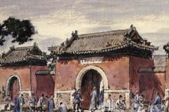 老北京庙会