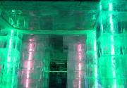 龙庆峡冰灯