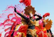 2019北京石景山游乐园春节庙会亮点、活动表演时间