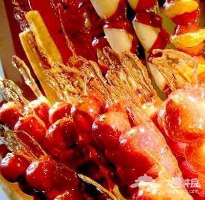 【民俗】老北京庙会必吃小吃[墙根网]