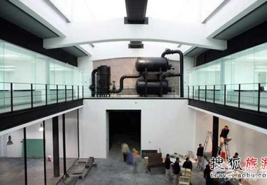 """""""文青""""时尚生活 北京最有范儿的艺术廊"""