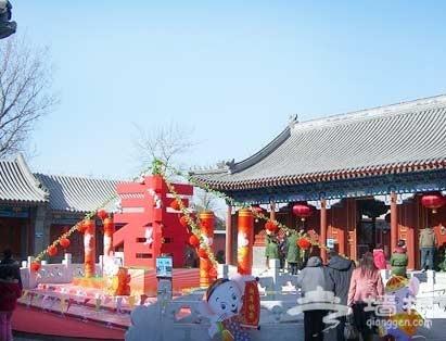 北京庙会攻略:通州虎年庙会大年初一登场[墙根网]