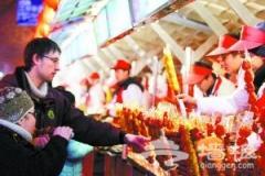 外国人同乐中国年