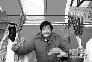 北京春节庙会灯会达62场 多成商品大卖场