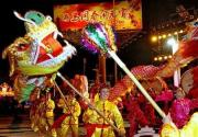 北京春節游玩攻略之前門上元燈會