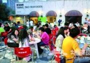 北京户外排档的美食密码