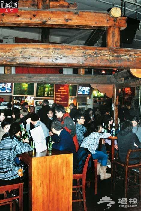 高端pub街头bar:京城酒吧攻略大全[墙根网]