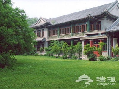 带你逛北京名人故居