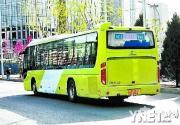 四位数公交驶上北京街头