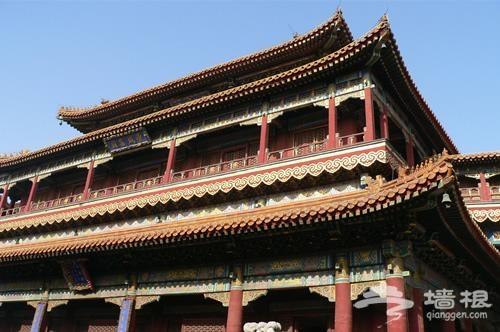 北京十大寺庙鉴赏[墙根网]