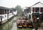 畅游上海古镇-朱家角