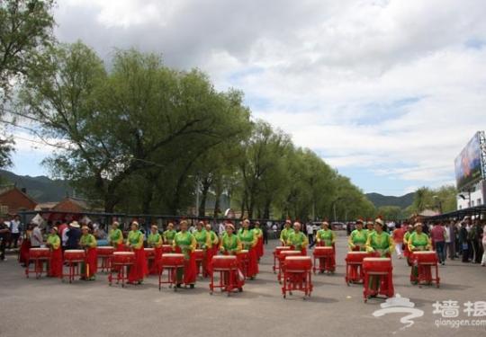 北京延慶鄉村旅游節暨柳溝豆腐文化節開幕