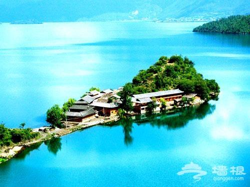 泸沽湖:摩梭人的纯粹爱情,泸沽湖:摩梭人的纯粹爱情,泸沽湖,云南,摄影,图片,攻略,里格半岛