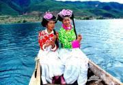 泸沽湖:恋爱季节 寻找那朵爱情的花
