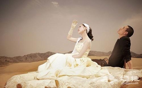 六月新娘 美艳京城婚纱外景地