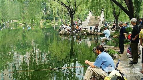 京城另类玩水 从皇家水路去颐和园[墙根网]
