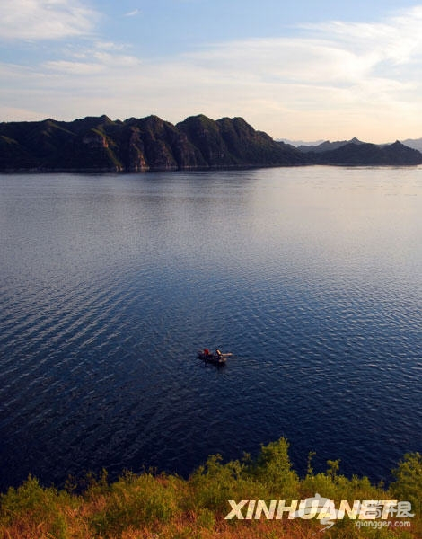 河北易县:湖光山色易水湖[墙根网]