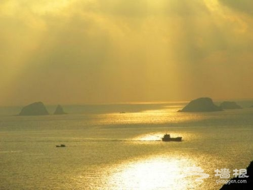 炎夏带你周游杭州边最美海岛