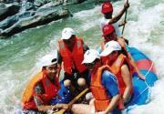 2010年河南景区夏季漂流自驾路线及特色