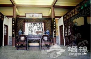 七月访京城8处名人故居[墙根网]