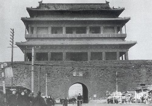 北京:宣南文化群雕将现宣武门[墙根网]