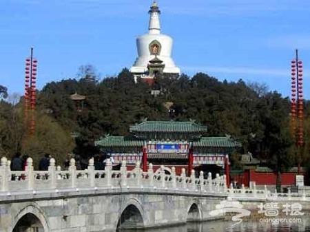 燕京八景 老北京的著名风景