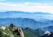 十一北京周边自驾游 登雾灵山览众山小
