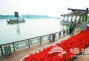 大运河公园串起两岸六园十八景