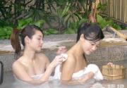 盐奶温泉浴,女性朋友都最爱