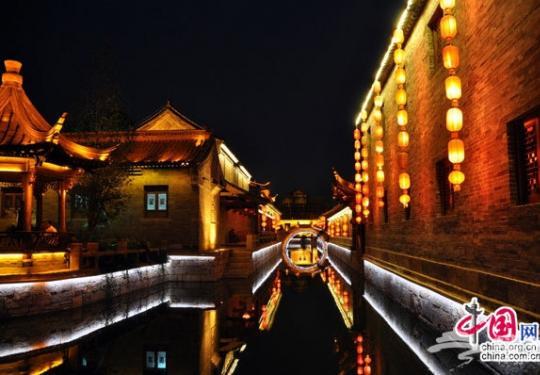 秋日枣庄漫游散记:江北水乡、运河古城