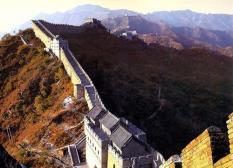 跟着《非2》逛北京之慕田峪长城