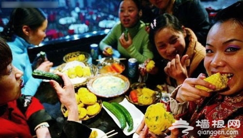 中国年代——红色经典主题餐厅,激情燃烧的岁月的记忆
